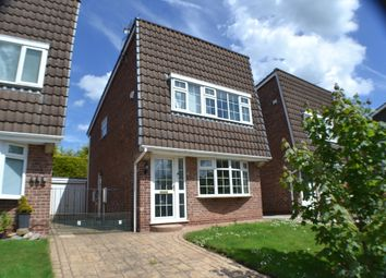 Thumbnail 3 bedroom detached house for sale in Romsley Close, Mickleover, Derby