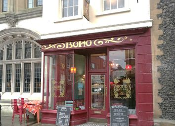 Thumbnail Restaurant/cafe for sale in High Street, Canterbury