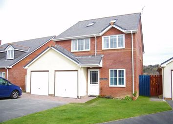 Thumbnail 5 bed detached house for sale in Glan Rheidol, Llanbadarn Fawr, Aberystwyth