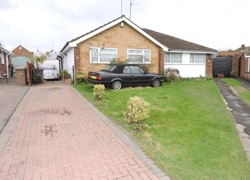 Thumbnail 3 bed semi-detached bungalow for sale in Ripley Road, Luton