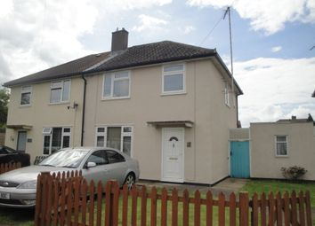 Thumbnail 2 bed semi-detached house to rent in Corrie Road, Cambridge