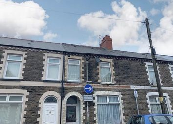 Thumbnail 1 bed property to rent in Windsor Street, Caerphilly