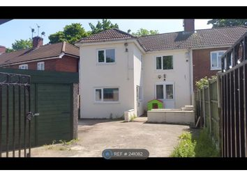 Thumbnail 4 bed semi-detached house to rent in Warmsworth Road, Doncaster