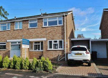 Thumbnail 3 bed semi-detached house for sale in Abbey Road, Witney