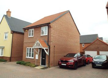 Thumbnail 3 bedroom detached house for sale in Abingdon Close, Basildon