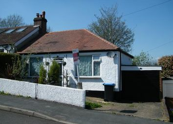 Thumbnail 2 bed bungalow for sale in St.Michaels Road, Caterham, Surrey