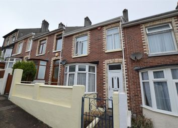 Thumbnail 2 bedroom terraced house for sale in Clinton Avenue, Plymouth, Devon