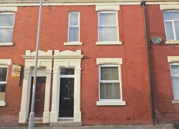 Thumbnail 3 bedroom terraced house to rent in Fletcher Road, Preston
