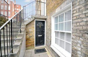 Thumbnail 1 bed flat to rent in Arbour Square, London