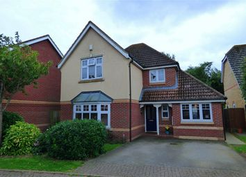 Thumbnail 4 bed detached house for sale in Sumerling Way, Bluntisham, Huntingdon
