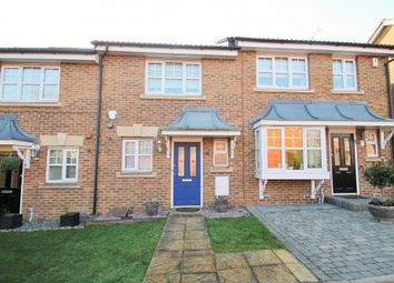 Thumbnail 2 bed terraced house for sale in Ludham Close, Ilford