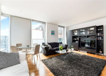 Thumbnail 2 bed flat for sale in Luna House, 37 Bermondsey Wall West, London