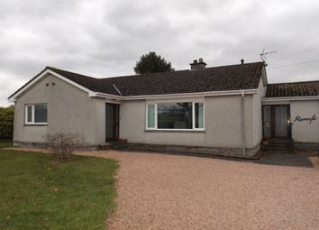 Thumbnail 3 bedroom bungalow to rent in Auchterarder