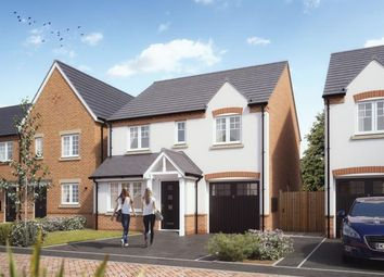 Thumbnail 4 bed detached house for sale in Forester's Gate, Midland Road, Swadlincote