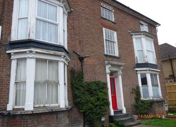 Thumbnail 1 bed flat to rent in Icknield Street, Dunstable
