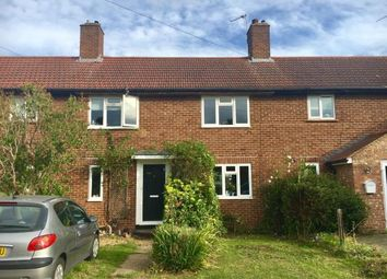 Thumbnail 3 bed terraced house for sale in Woodview, Chessington, Malden Rushett, Surrey