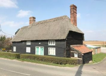 Thumbnail 3 bedroom cottage for sale in The Forge, Main Road, Bucklesham, Ipswich, Suffolk