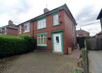 Thumbnail 2 bed semi-detached house for sale in Burnaby Road, Sandyford, Stoke On Trent