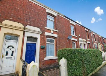 Thumbnail 2 bed terraced house for sale in Marlton Road, Blackburn