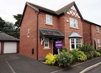 Thumbnail 3 bed detached house for sale in Granary Close, Chester