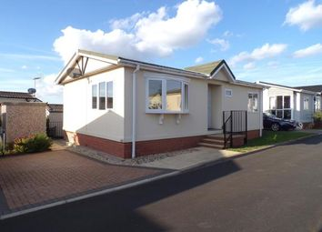 Thumbnail 2 bedroom mobile/park home for sale in Hill Top Park, Princethorpe, Rugby