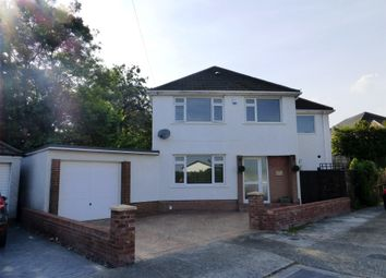 Thumbnail 4 bedroom detached house for sale in Ty Fry Close, Rumney, Cardiff