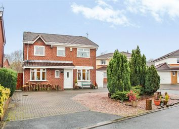 Thumbnail 4 bed detached house for sale in Garwood Close, Westbrook, Warrington, Cheshire