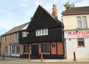 Thumbnail 2 bed terraced house for sale in The Hill, Northfleet, Kent