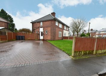 Thumbnail 3 bed semi-detached house for sale in Mapleton Grove, Birmingham