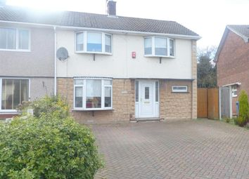 Thumbnail 4 bed semi-detached house to rent in Parkway, Forest Town, Mansfield