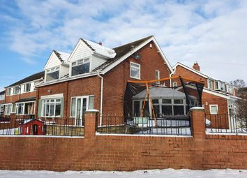 Thumbnail 3 bed detached house for sale in Ainderby Road, Throckley, Newcastle Upon Tyne