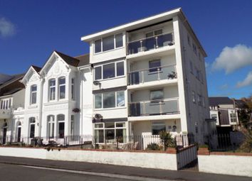 Thumbnail 2 bed flat for sale in The Esplanade, Exmouth, Devon
