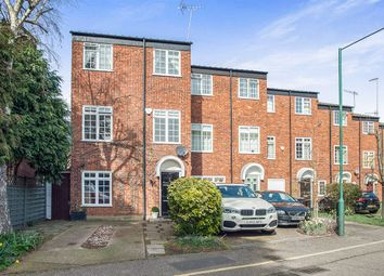 Thumbnail 4 bed terraced house for sale in Carlisle Close, Norbiton, Kingston Upon Thames
