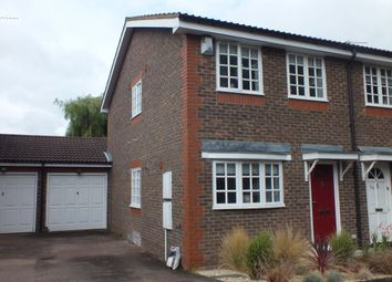 Thumbnail 2 bed end terrace house to rent in Kinnaird Close, Slough