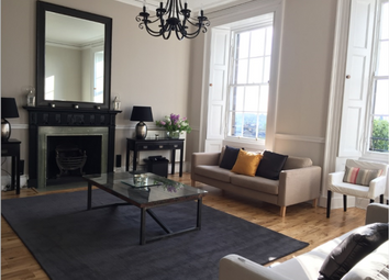 Thumbnail 3 bed flat to rent in Moray Place, Edinburgh EH3,