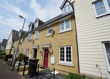 Thumbnail 3 bed terraced house to rent in Cambie Crescent, Colchester, Essex.
