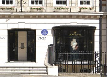 Office to let in Grosvenor Street, London W1K