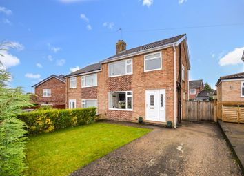 Thumbnail 3 bed semi-detached house for sale in 22 Bachelor Road, Harrogate