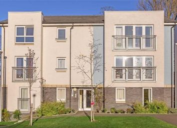 Thumbnail 2 bed flat for sale in Greenwood Close, Edinburgh