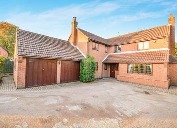 Thumbnail 4 bed detached house for sale in Diamond Avenue, Kirkby-In-Ashfield, Nottingham, Nottinghamshire