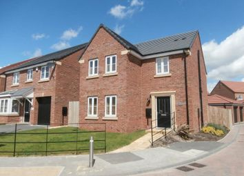Thumbnail 3 bed detached house for sale in Abbey Lane, Kingswood, Hull
