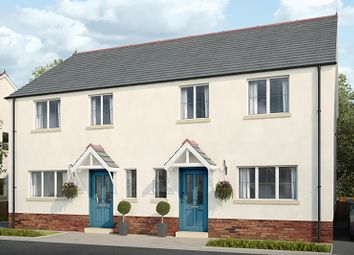 Thumbnail 4 bed semi-detached house for sale in Plot 17 Maes Y Llewod, Bancyfelin, Carmarthen, Carmarthenshire