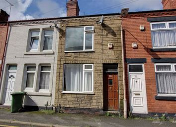 Thumbnail 2 bedroom terraced house to rent in Lindley Street, Mansfield, Nottinghamshire