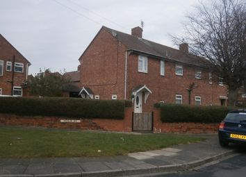 Thumbnail 3 bedroom semi-detached house to rent in Wooler Avenue, North Shields