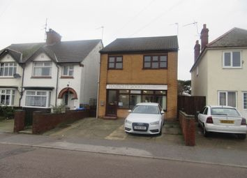 Thumbnail 1 bed flat to rent in Carlton Road, Lowestoft