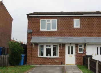 Thumbnail End terrace house for sale in Hartshay Close, Ilkeston