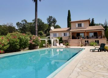 Thumbnail 6 bed property for sale in Chateauneuf Grasse, Alpes Maritimes, France