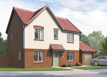 """Thumbnail 3 bed property for sale in """"The Dalton"""" at Skinner Street, Creswell, Worksop"""