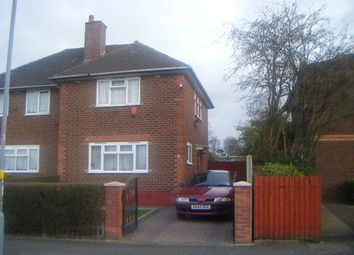 Thumbnail 3 bed semi-detached house to rent in Ridpool Road, Kitts Green, Birmingham