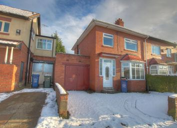 Thumbnail 3 bed semi-detached house for sale in Newminster Road, Newcastle Upon Tyne